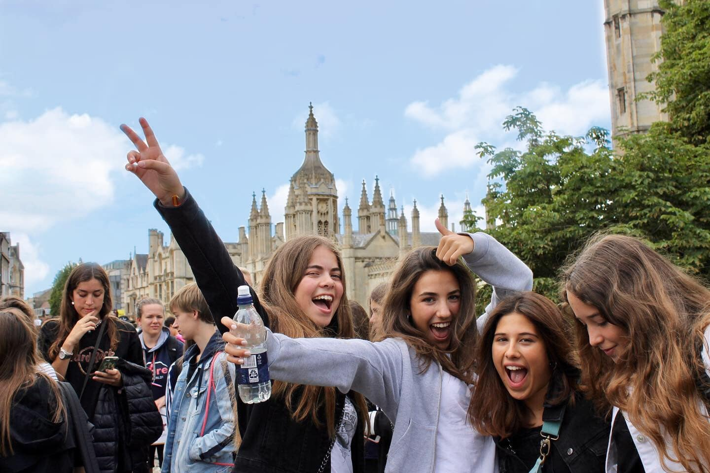 London Excursion Students
